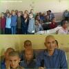 حرکت زیبای معلم و دانش آموزان آق قلایی در همدردی با دانش آموز سرطانی