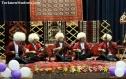 اجرای موسیقی سنتی ترکمنی