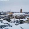 هوای برفی امروز گنبدکاووس