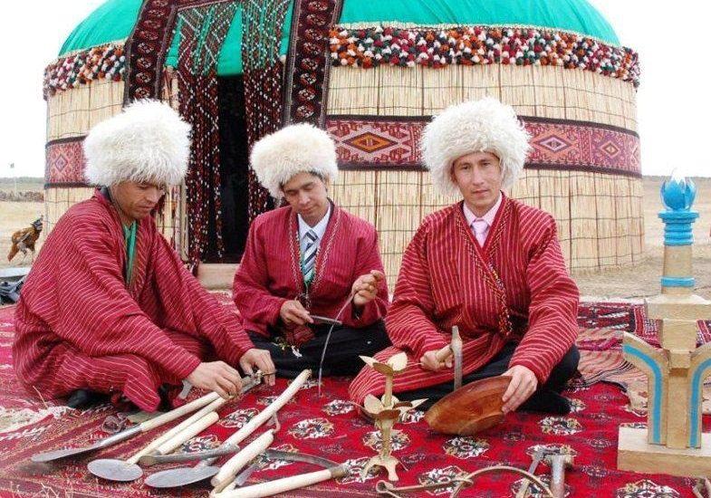 مردم ترکمن