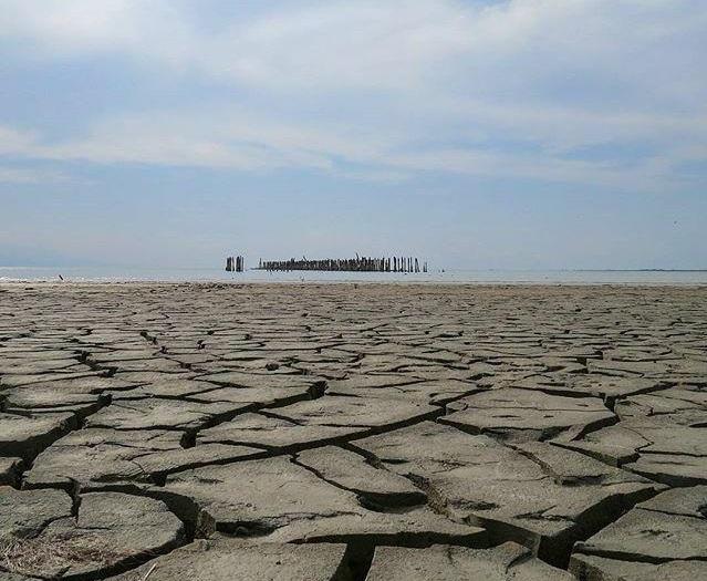 خشکسالی خلیج گرگان