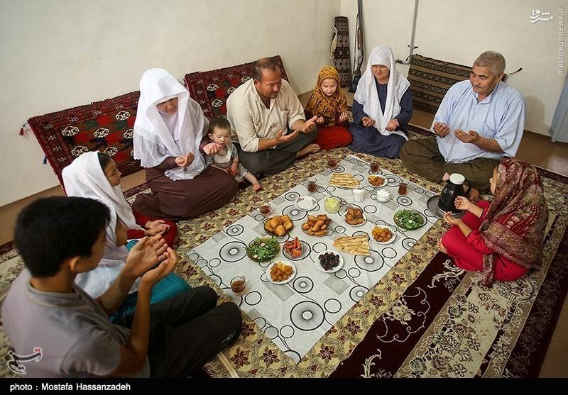 رمضان زیبای ترکمنها