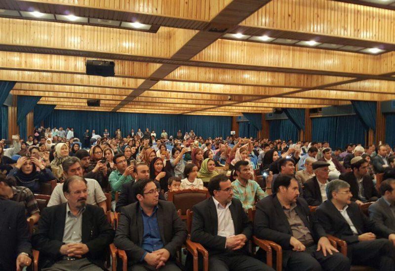 همایش بزرگداشت مختومقلی فراغی در دانشگاه تهران برگزار شد