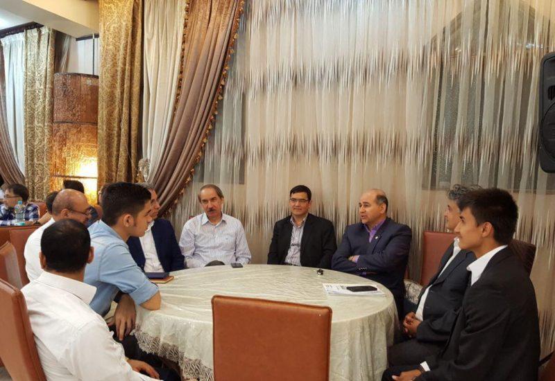 مراسم یارمضان ترکمنهای مقیم تهران برگزار شد