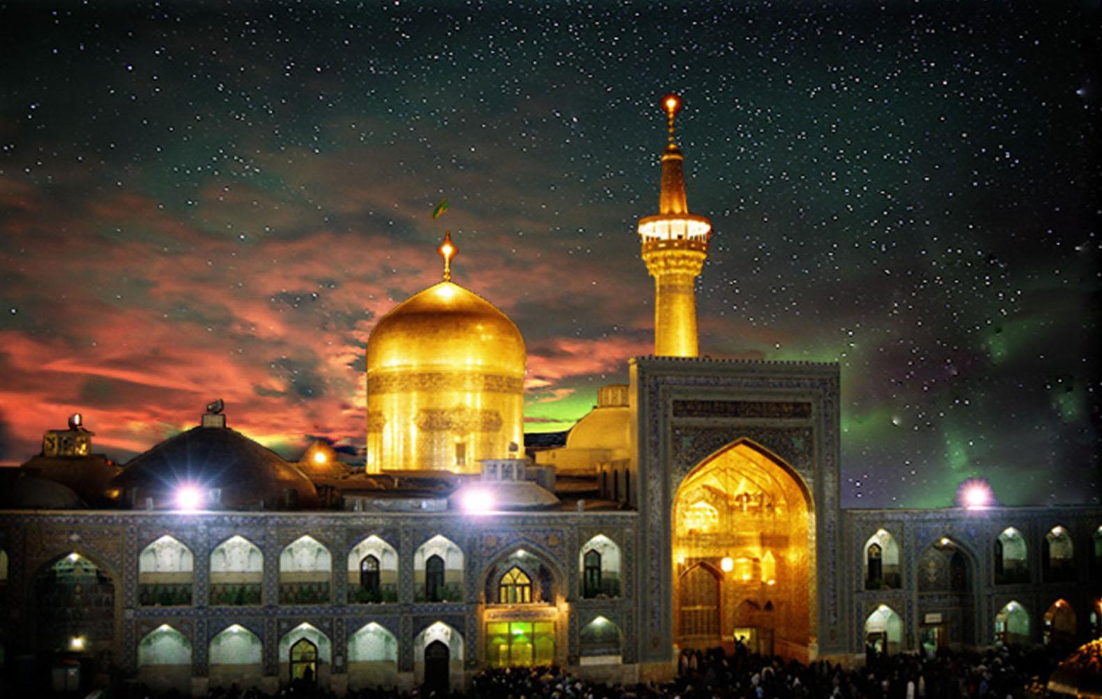 قیزیل امام و عشق و دلدادگی ترکمن ها به امام رضا (ع) + شعر مختومقلی