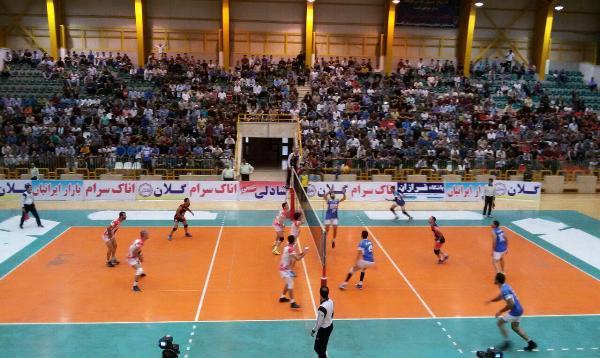 قوچان نژاد: تیم ایرانیان گنبدکاووس با برنامه و هدف بازی کرد