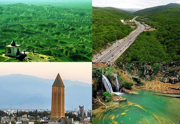 گردشگری، کلید توسعه گلستان با نیازهای روی زمین مانده