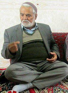 پدر شهید، هنرمند برجسته و بازیگر سریال های طنز ترکمنی حاج قربان دردی مدنی به ملکوت اعلی پیوست