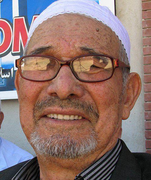 گفتگو با زنده یاد حاج مراد دردی قاضی، عالم ترکمن، خادم مختومقلی