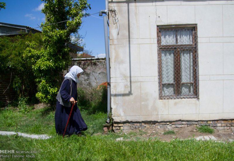 گزارش تصویری از زندگی ترکمن ها در گمیش تپه