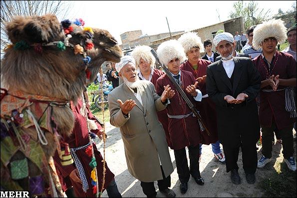 رفتار و شخصیت ترکمن ها