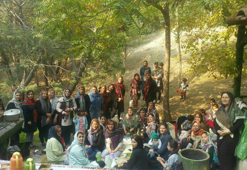 گردهمایی بانوان ترکمن مقیم تهران برگزار شد
