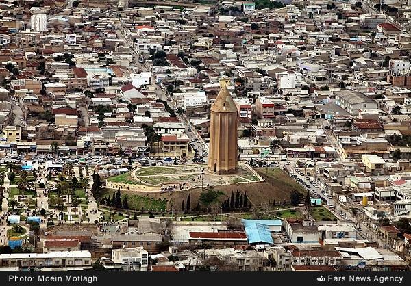 شهر گنبدکاووس