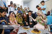 جشن ازدواج ترکمنها