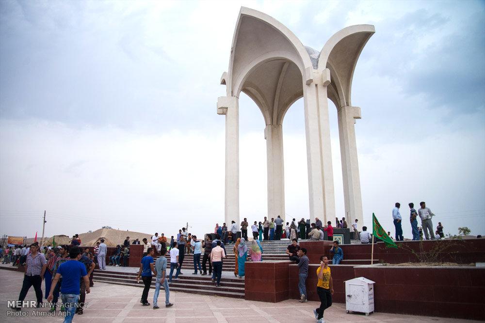 پایان نامه دانشجویی تحت عنوان بررسی جامعه ترکمن با تکیه بر اشعار مختومقلی فراغی