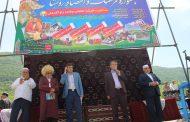 جشنواره فرهنگ و اقتصاد روستای زاو برگزار شد
