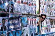 مرگ جوان ۱۷ ساله گلستانی هنگام نصب بنر انتخاباتی