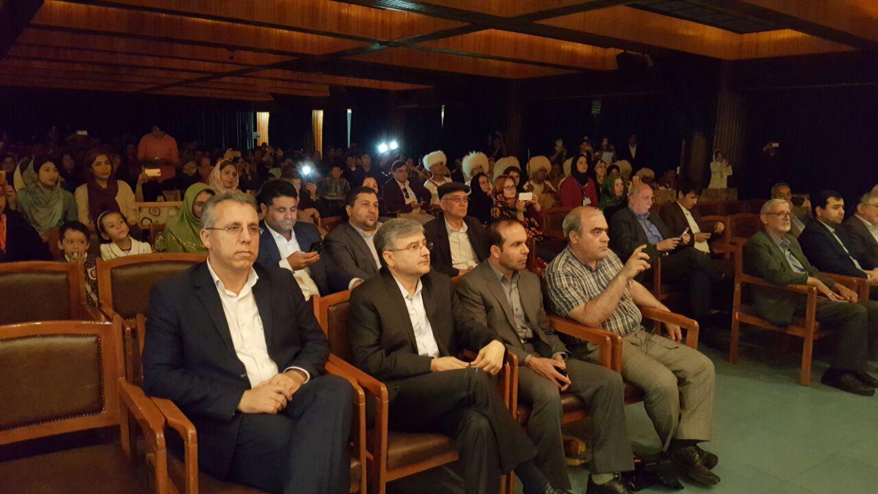 همایش بزرگداشت مختومقلی فراغی در دانشگاه تهران