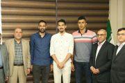 ملی پوشان تیم ملی والیبال تحت پوشش بیمه زندگی مان بیمه ایران قرار گرفتند
