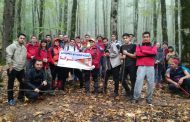 همراه با باشگاه کوهنوردی شوکا