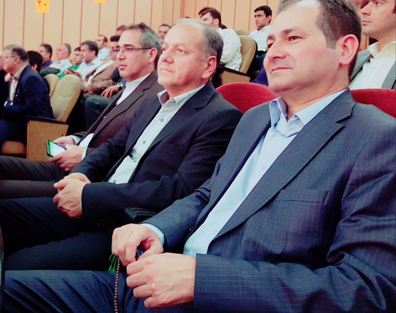 مهندس یوسف بسنجیده و مهندس یغمور قلیزاده از استان گلستان و ترکمن صحرا  بعنوان عضو هیات رییسه حزب اعتماد ملی انتخاب شدند