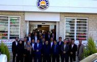 افتتاح شعبه جدید بیمه ایران در بندرترکمن