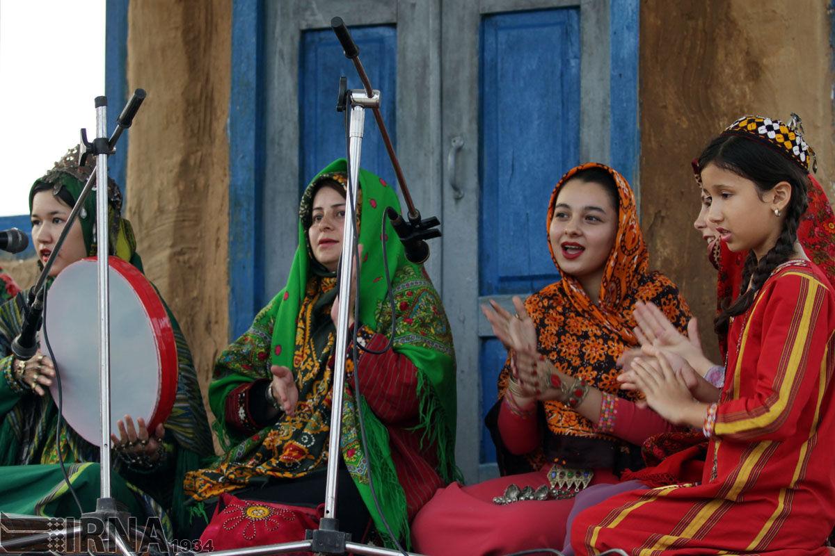 جشنواره بینالمللی فرهنگ و اقوام ایران زمین در گرگان آغاز شد