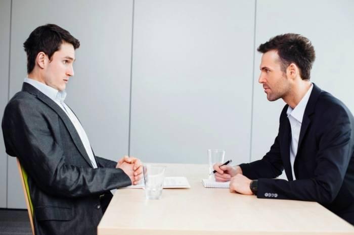 مصاحبه استخدامی