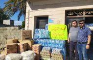 کمک مردم ترکمن صحرا به سیلزدگان سیستان و بلوچستان / تنهایمان نگذاشتید، تنهایتان نمی گذاریم