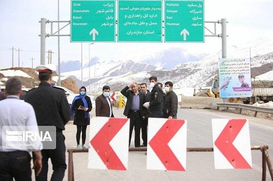 مازندران در آستانه بحران شدید با لغو محدودیت های ورود به استان
