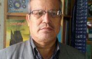 گفتگو با فرهاد قاضی نائب رئیس انجمن ادبی جیحون