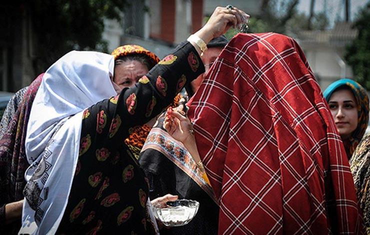 ازدواج فامیلی در ترکمن صحرا